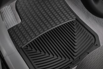 WeatherTech® W31 - All-Weather Floor Mats (1st Row, Black)