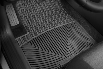 WeatherTech® W315 - All-Weather Floor Mats (1st Row, Black)