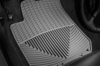 WeatherTech® W31GR - All-Weather Floor Mats (1st Row, Gray)