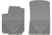 WeatherTech® - All-Weather Floor Mats 1st Row, Gray