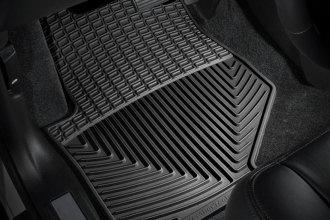 WeatherTech® W32 - All-Weather Floor Mats (1st Row, Black)