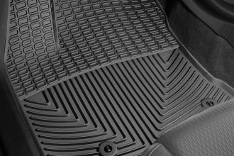 WeatherTech® W320 - All-Weather Floor Mats (1st Row, Black)