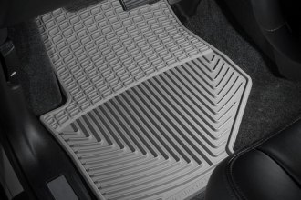 WeatherTech® W32GR - All-Weather Floor Mats (1st Row, Gray)