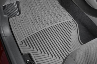 WeatherTech® W34GR - All-Weather Floor Mats (1st Row, Gray)