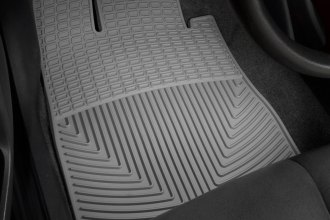 WeatherTech® W36GR - All-Weather Floor Mats (1st Row, Gray)