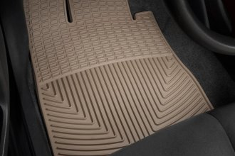 WeatherTech® W36TN - All-Weather Floor Mats (1st Row, Tan)