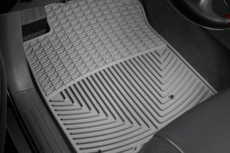 WeatherTech® W39GR - All-Weather Floor Mats (1st Row, Gray)