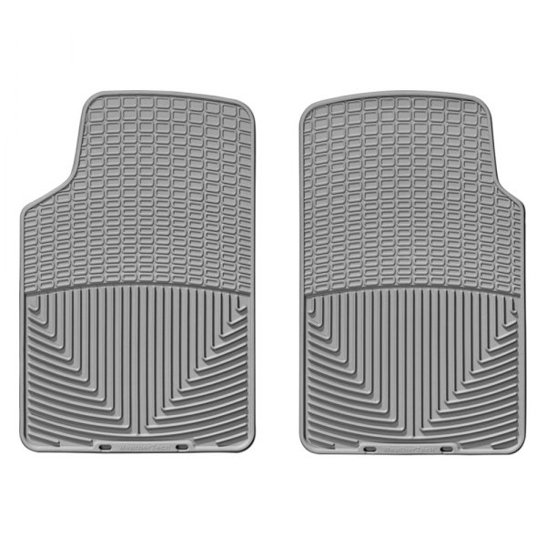 WeatherTech� All-Weather Floor Mats - 1st Row, Gray