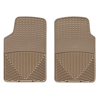 WeatherTech® - All-Weather Floor Mats - 1st Row, Tan