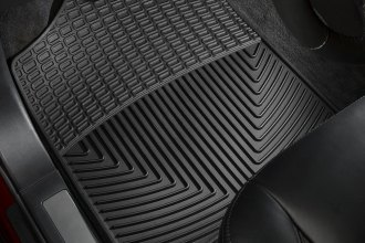 WeatherTech® W4 - All-Weather Floor Mats (1st Row, Black)