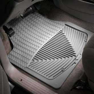 WeatherTech® - All-Weather Floor Mats (1st Row, Gray)