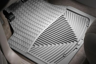 WeatherTech® W40GR - All-Weather Floor Mats (1st Row, Gray)