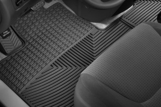 WeatherTech® W41 - All-Weather Floor Mats (1st Row, Black)