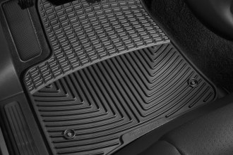 WeatherTech® W46 - All-Weather Floor Mats (1st Row, Black)