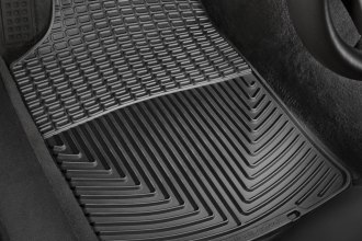 WeatherTech® W47 - All-Weather Floor Mats (1st Row, Black)
