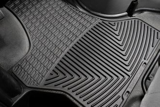 WeatherTech® W51 - All-Weather Floor Mats (1st Row, Black)