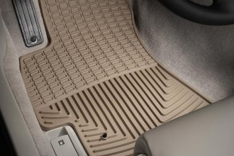 WeatherTech® W52TN - All-Weather Floor Mats (1st Row, Tan)