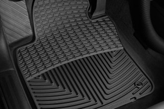 WeatherTech® W53 - All-Weather Floor Mats (1st Row, Black)