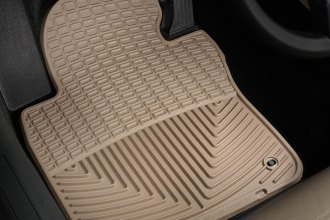 WeatherTech® W53TN - All-Weather Floor Mats (1st Row, Tan)