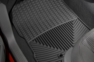 WeatherTech® W54 - All-Weather Floor Mats (1st Row, Black)