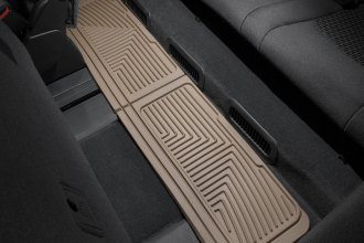 WeatherTech® W60TN - All-Weather Floor Mats (3rd Row, Tan)