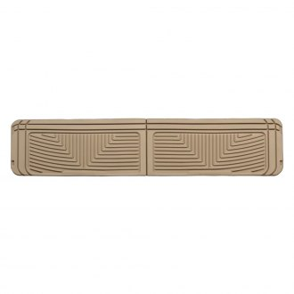 WeatherTech® - All-Weather Floor Mats - 3rd Row, Tan