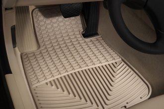 WeatherTech® W61TN - All-Weather Floor Mats (1st Row, Tan)