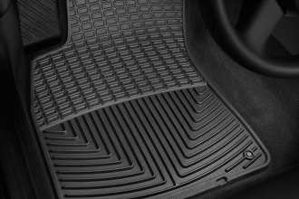 WeatherTech® W67 - All-Weather Floor Mats (1st Row, Black)