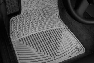 WeatherTech® W67GR - All-Weather Floor Mats (1st Row, Gray)