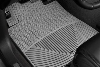 WeatherTech® W68GR - All-Weather Floor Mats (1st Row, Gray)