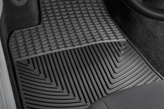 WeatherTech® W69 - All-Weather Floor Mats (1st Row, Black)