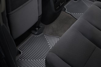 WeatherTech® W70 - All-Weather Floor Mats (2nd Row, Black)