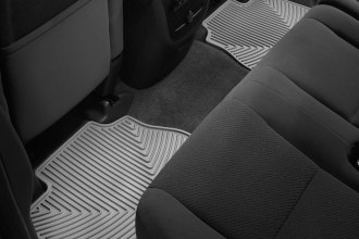 WeatherTech® W70GR - All-Weather Floor Mats (2nd Row, Gray)