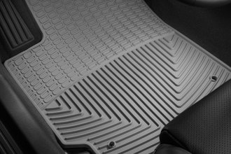 WeatherTech® W71GR - All-Weather Floor Mats (1st Row, Gray)