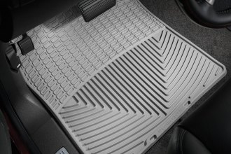 WeatherTech® W72GR - All-Weather Floor Mats (1st Row, Gray)