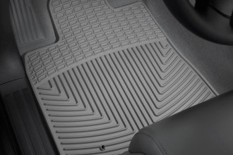 WeatherTech® W76GR - All-Weather Floor Mats (1st Row, Gray)