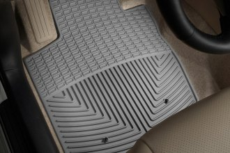 WeatherTech® W81GR - All-Weather Floor Mats (1st Row, Gray)