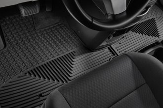 WeatherTech® W82 - All-Weather Floor Mats (1st Row, Black)