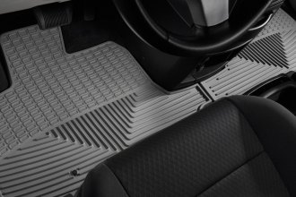 WeatherTech® W82GR - All-Weather Floor Mats (1st Row, Gray)