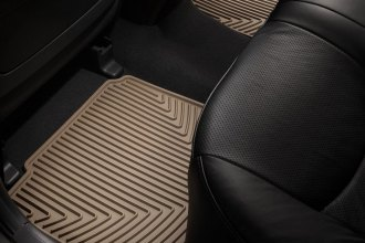 WeatherTech® W85TN - All-Weather Floor Mats (2nd Row, Tan)