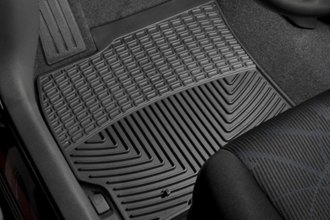 WeatherTech® W92 - All-Weather Floor Mats (1st Row, Black)