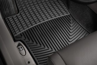 WeatherTech® W94 - All-Weather Floor Mats (1st Row, Black)