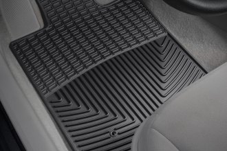 WeatherTech® W97 - All-Weather Floor Mats (1st Row, Black)
