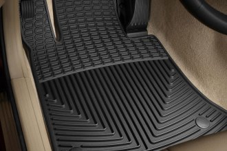 WeatherTech® W99 - All-Weather Floor Mats (1st Row, Black)