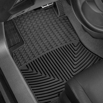 WeatherTech® - All-Weather Floor Mats (1st Row, Black)