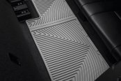 Image may not reflect your exact vehicle! WeatherTech® - All-Weather Floor Mats - Gray