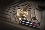 WeatherTech® - DigitalFit™ Molded Floor Mats Close Up