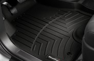 WeatherTech® 444751 - DigitalFit™ Molded Floor Liners (1st Row, Black)