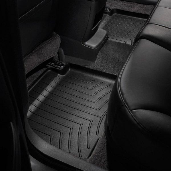 WeatherTech 449771V FLOORLINER,BLK,Dodge RAM 2012+