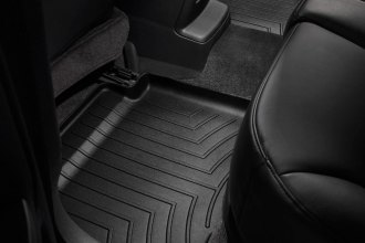 WeatherTech® 440473 - DigitalFit™ Molded Floor Liner (2nd Row, Black)